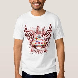 Las Vegas Wings Tee Shirt