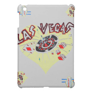 Las Vegas Yellow Hearts Case For The iPad Mini