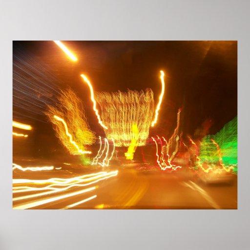Las velocidades de la luz, LG Impresiones