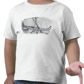 Las vigas móviles del hierro usadas construyen el  camiseta