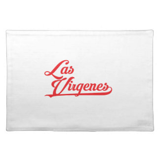 Las Virgenes Stacked Placemat