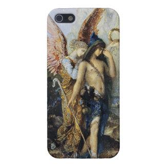 Las voces, acuarela de Gustave Moreau iPhone 5 Protector