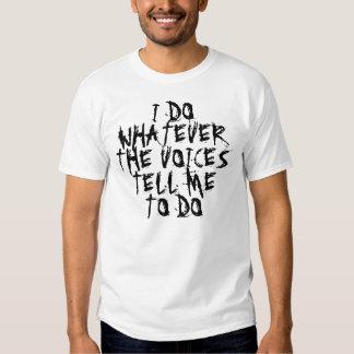 Las voces playera