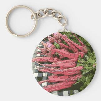 ¡Las zanahorias jugosas frescas perfeccionan para Llavero Personalizado