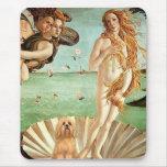 Lasa Apso 9 - nacimiento de Venus Alfombrilla De Raton