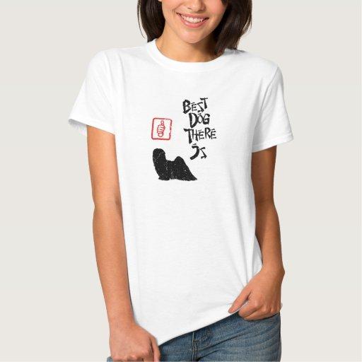 Lasa Apso Tee Shirt