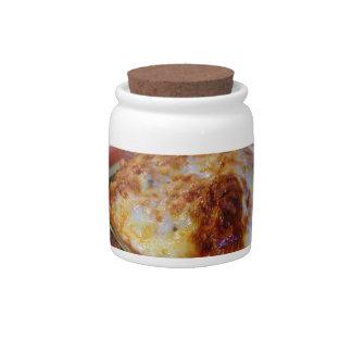 LASAGNA CANDY JAR