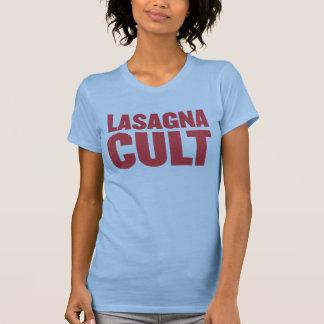 Lasagna Cult *RED PRINT* Shirts