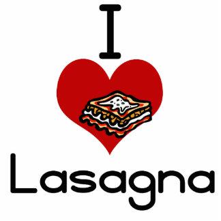 Lasagna de amor y odio I Esculturas Fotograficas