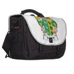 Lasarte Family Crest Laptop Bags