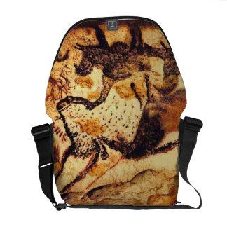 Lascaux Cave Paintings Courier Bag
