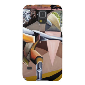 Lascaux - Custom Print! Galaxy S5 Cases