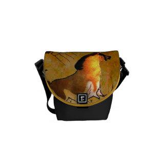 Lascaux Horse Courier Bag