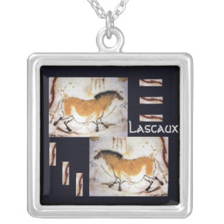 Lascaux Horse Necklace