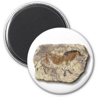 Lascaux Horse stone Refrigerator Magnets