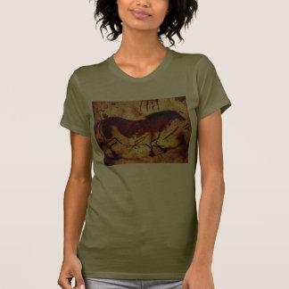 Lascaux Horse Tee Shirts
