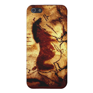 Lascaux Horsel iPhone 5/5S Cover