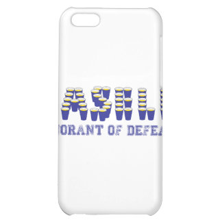 Lasell - Ignorant of Death iPhone 5C Case