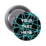 Laser 2 Inch Round Button