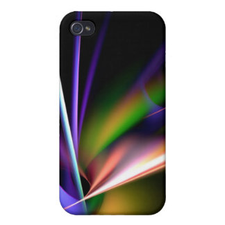 Laser Beam  Cases For iPhone 4