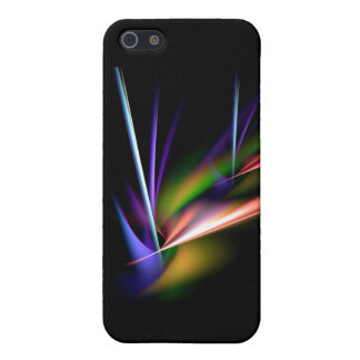 Laser Beam iPhone SE/5/5s Cover