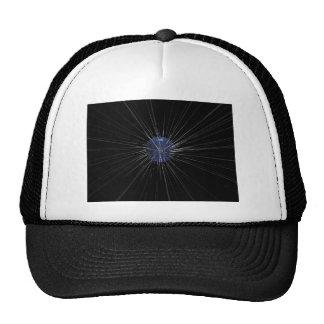 Laser Beam Lights Trucker Hat