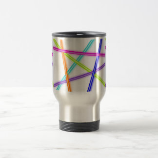 laser beam travel mug