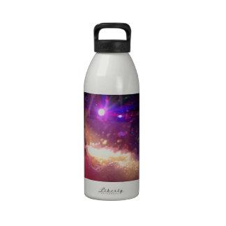 laser foam fun reusable water bottles