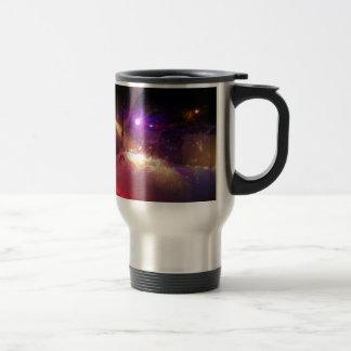 laser foam fun travel mug