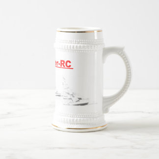 Laser France RC Rouge catches Mugs