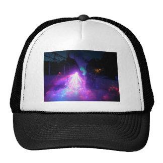 laser fun express trucker hats