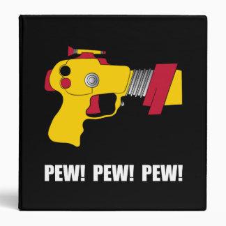 Laser Gun Pew Binder
