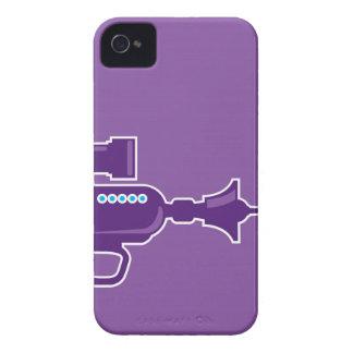 Laser Gun Vector Case-Mate iPhone 4 Case