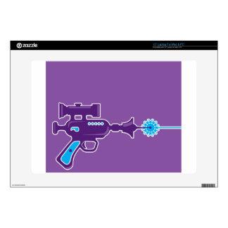 Laser Gun Vector Decals For Laptops