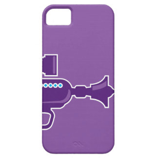 Laser Gun Vector iPhone SE/5/5s Case