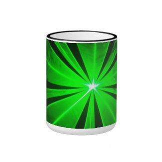 Laser lights - ringer mug