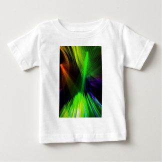 laser lights t shirt