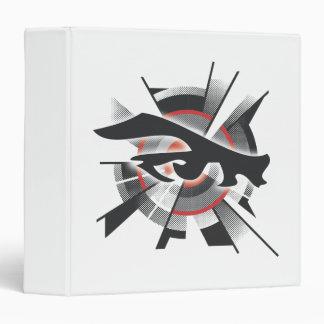 Laser Vision 3 Ring Binders