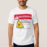 LASER Warning Tee