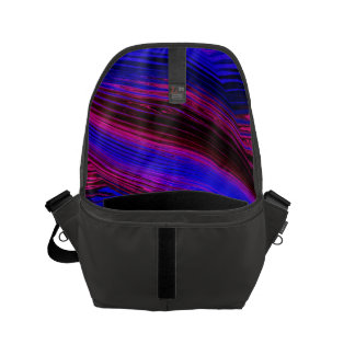 laserArt 04 (L) Small Messenger Bag