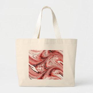 laserArt 05 red (L) Jumbo Tote Bag