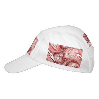 laserArt 05 red (L) Headsweats Hat