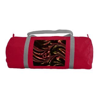 laserArt 11 (L) Gym Duffle Bag