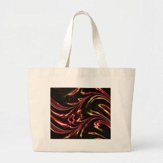 laserArt 11 (L) Jumbo Tote Bag