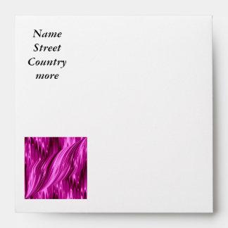 laserArt 12 hot pink (I) Envelopes