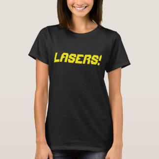 ¡Lasers! Playera