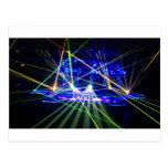 Lasers Postcards
