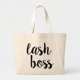 Lash Boss Tote Jumbo Tote Bag
