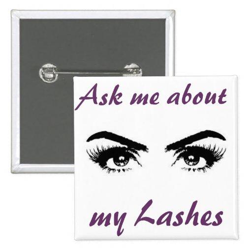 lash button. Black Bedroom Furniture Sets. Home Design Ideas