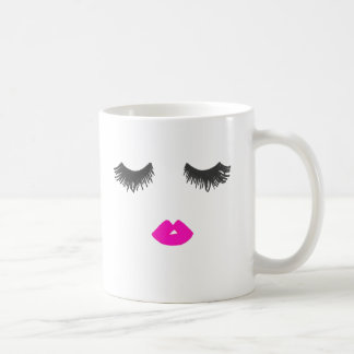 LASH & LIP Love Fuchsia Mug